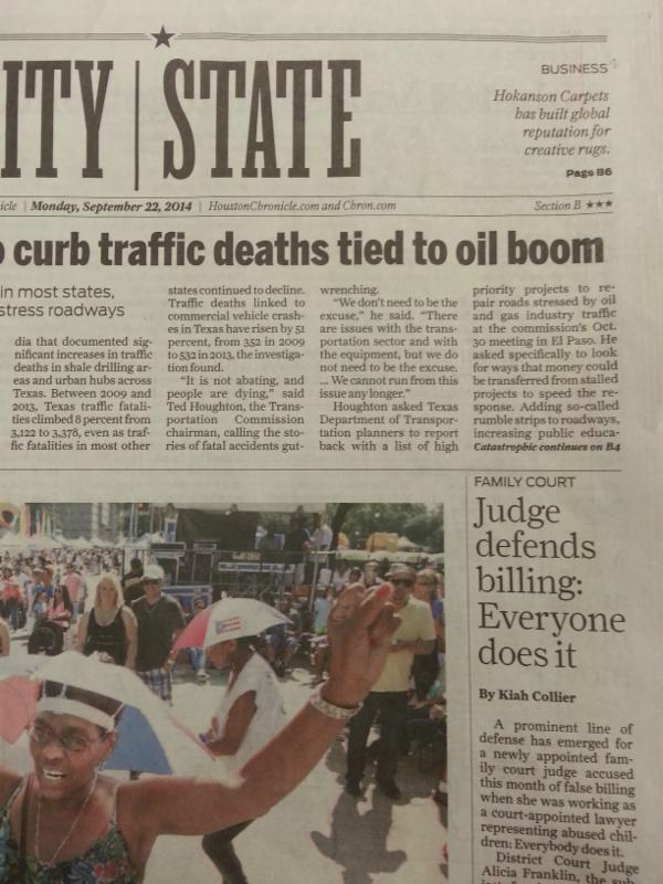 franklin newspaper clip