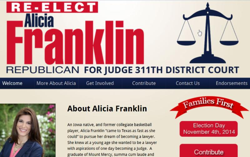 reelect franklin